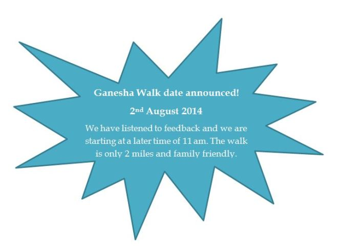 ganesha 2014 prelim announcement