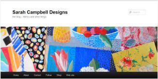 sarah campbell blog