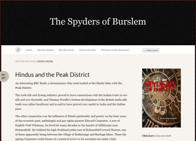 spyders of burslem