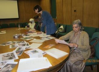 First poetry workshop